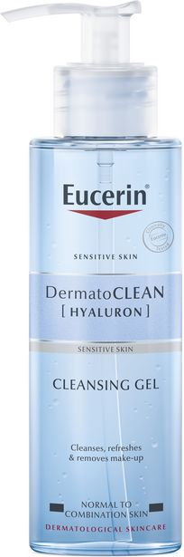 Eucerin DermatoClean Cleansing Gel 200ml för 84,75 kr