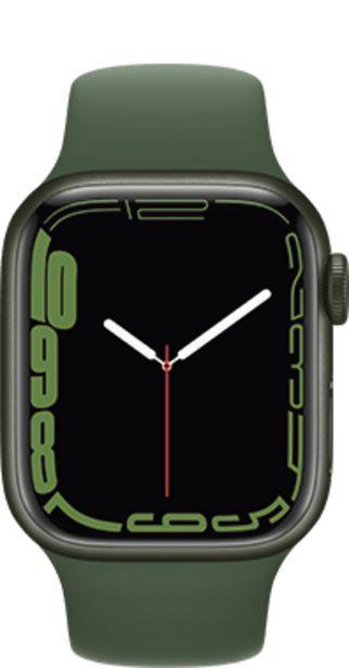 Apple Watch S7 GPS+Cellular 41mm för 5695 kr