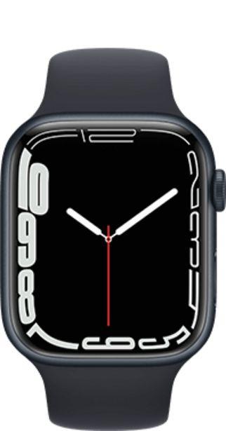 Apple Watch S7 GPS+Cellular 45mm för 6095 kr