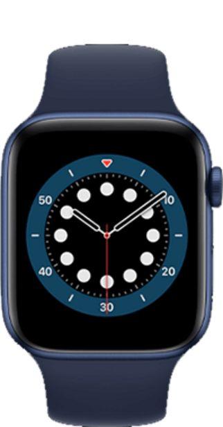 Apple Watch S6 4G 44mm för 6095 kr