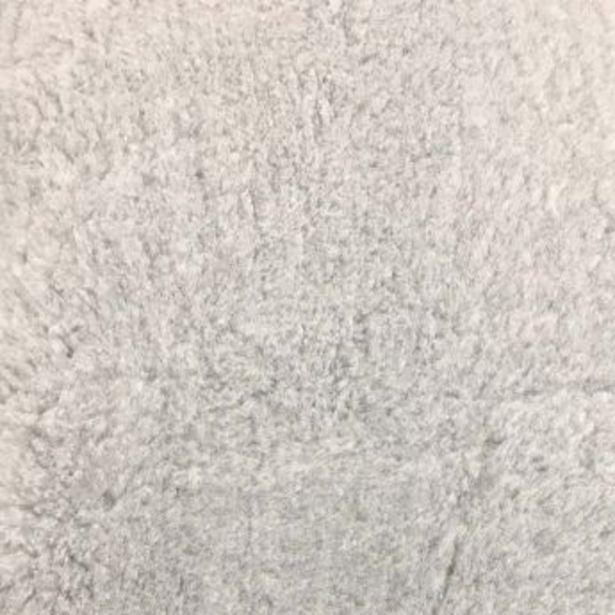 Little&Bigger Non-Slip fäll grå för 50 kr