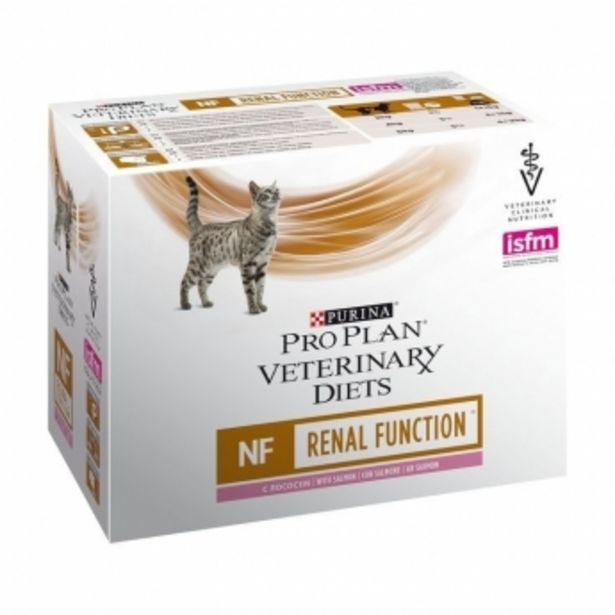 Purina Pro Plan Veterinary Diet Cat NF Renal Function Lax 10x85 g för 135 kr