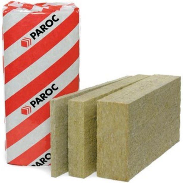 Paroc extra vägg-/bjälklagsskiva trä 565 x 1170 mm för 287,76 kr