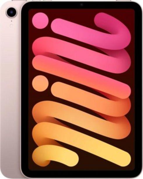 Apple iPad mini (2021) 256GB Rosa för 7795 kr