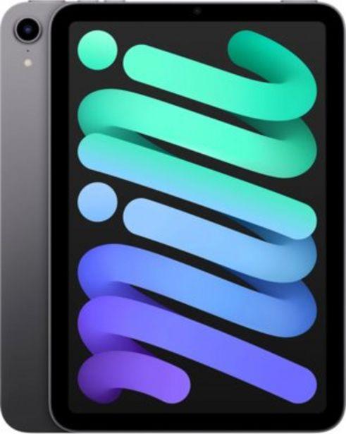 Apple iPad mini (2021) 64GB Rymdgrå för 5995 kr