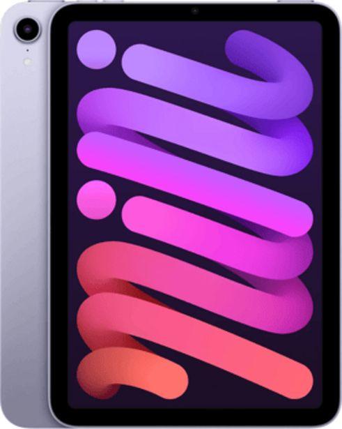 Apple iPad mini (2021) 64GB Lila för 5995 kr