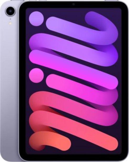 Apple iPad mini (2021) 5G 256GB Lila för 9595 kr