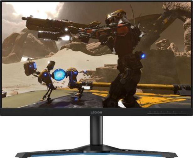 """Lenovo 25"""" Legion Y25-25 IPS 240 Hz för 2990 kr"""