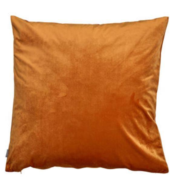 BEA kuddfodral cognac 50x50cm 100% Polyester för 129 kr