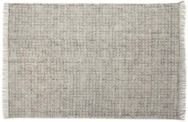 NALA matta Bomulls matta Tryckt mönster 140x200 för 716 kr