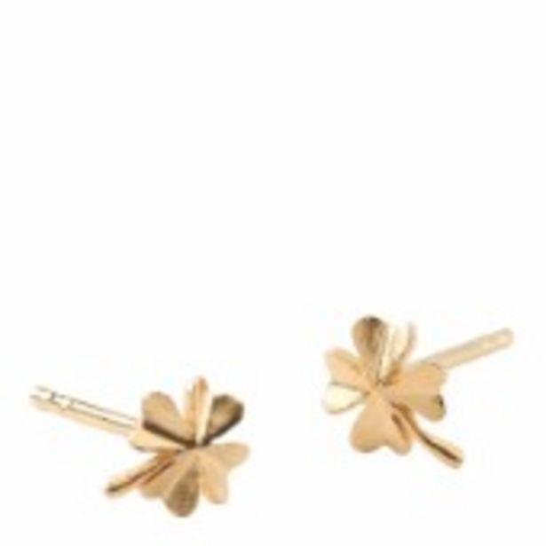 Clover örhängen, guld för 425 kr