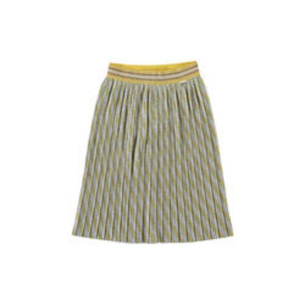 Bailini kjol, diagonal gold för 499 kr