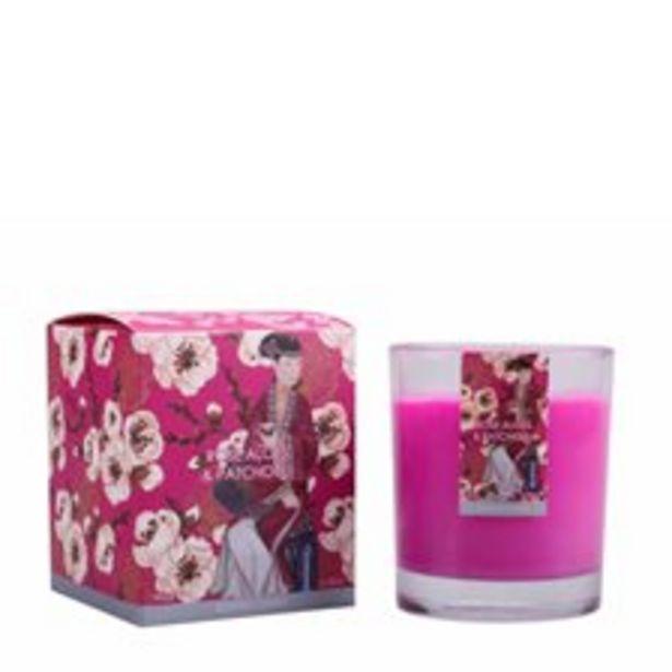 Doftljus Pink Rose för 98 kr