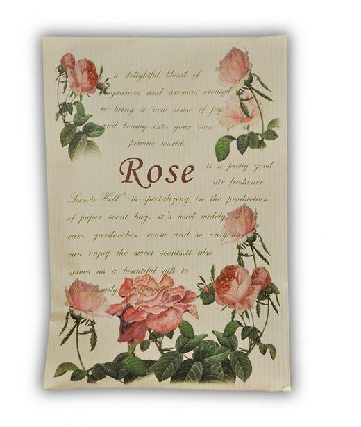 Doftpåse Rose för 29 kr