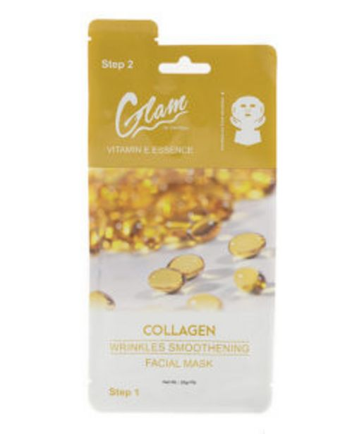 Glam Ansiktsmask Collagen för 15 kr