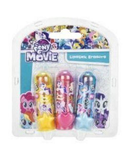 My Little Pony Suddgummi 3-Pack för 29 kr