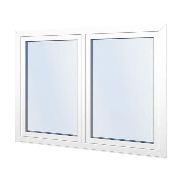 PVC Premium Fönster Dubbel för 3739 kr