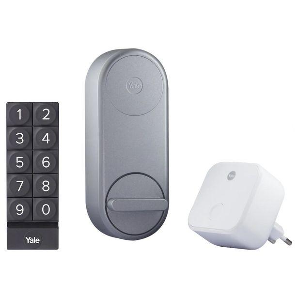 Yale Linus  Smart elektroniskt lås för 3990 kr