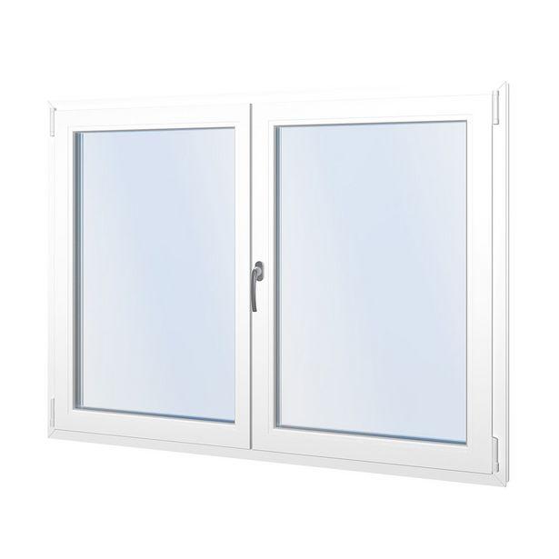 PVC Classic fönster Dubbel för 3199 kr