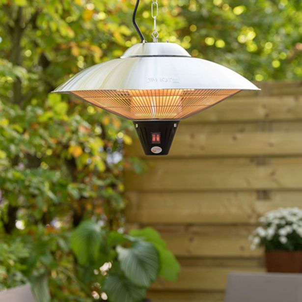 Terrassvärmare Sirius  Hängande Lampa för 1521 kr