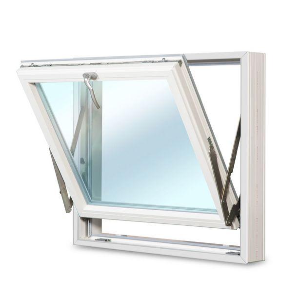PVC Energi vrid fönster  för 2624 kr