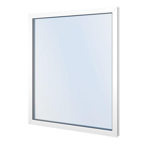 PVC Premium Fönster Fast för 1429 kr