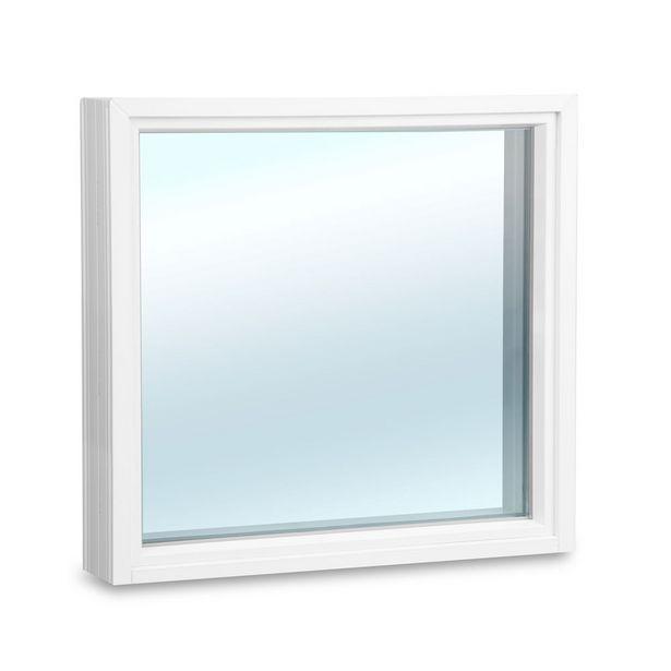 PVC Energi fast fönster  för 1042 kr