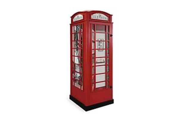 Garderob Rebello Telefonkiosk London för 12495 kr