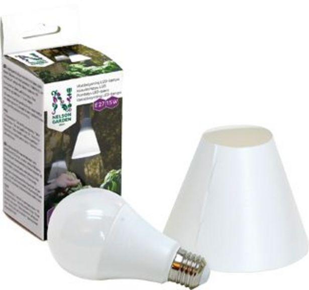 LED-lampa 15W för 149 kr