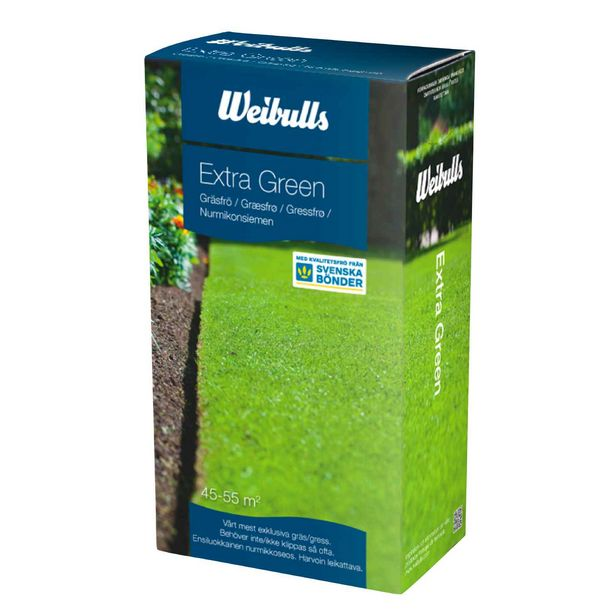 Gräsfrö Extra green för 149 kr
