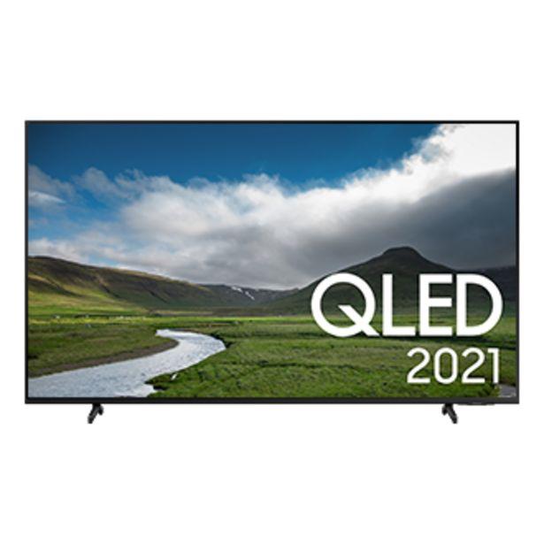 """55"""" Q60A QLED 4K Smart TV (2021) för 9490 kr"""