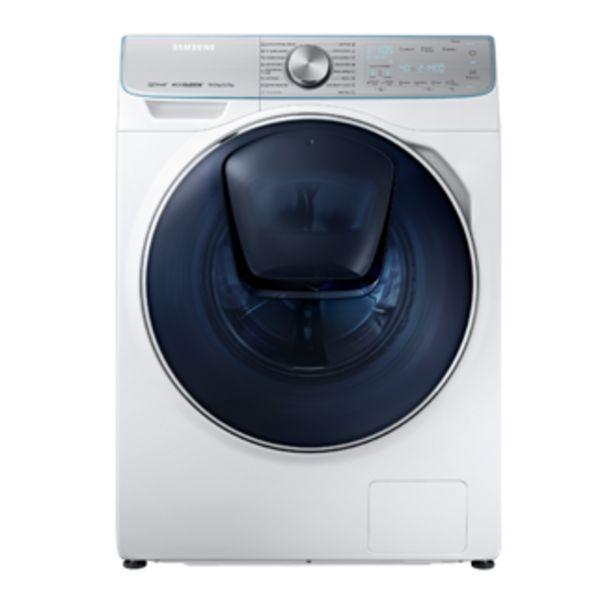 QuickDrive™ WD10N84INOA/EE Tvättmaskin med torktumlare, 10 kg för 11540 kr