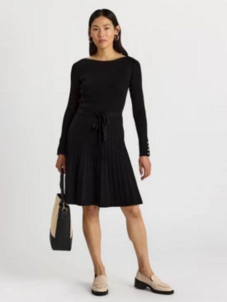 Stickad klänning för 499 kr