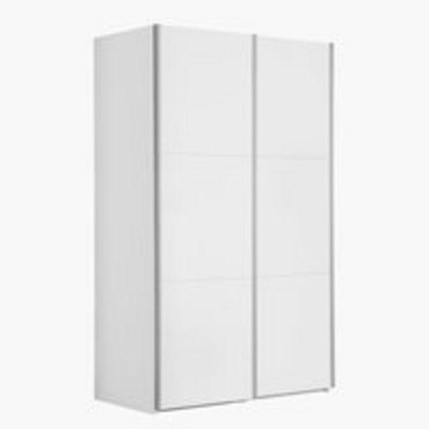 Garderob TARP 120x201 vit för 3499 kr