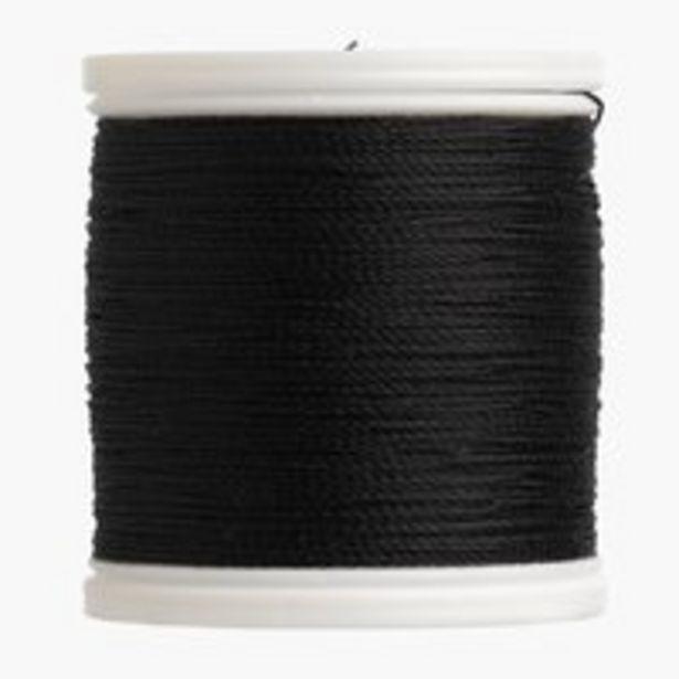 Sytråd extra stark 80m svart för 55 kr