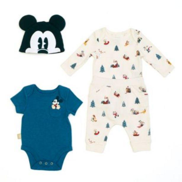 Disney Store Mickey Mouse Baby Body Suit Set för 35 kr