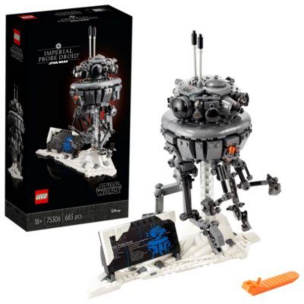 LEGO Star Wars Imperial Probe Droid Set 75306 för 69 kr