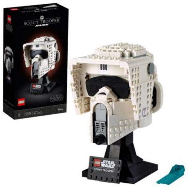LEGO Star Wars Scout Trooper Helmet Set 75305 för 50 kr