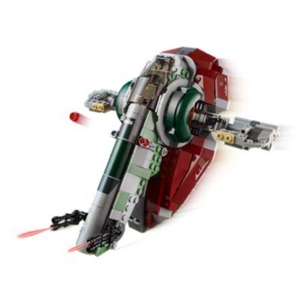 LEGO Star Wars Boba Fett's Starship Set 75312 för 50 kr