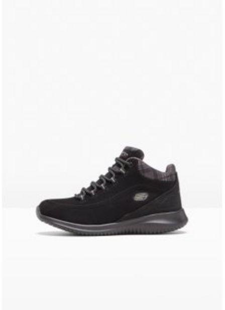 Sneakers med höga skaft och memoryskum för 699 kr