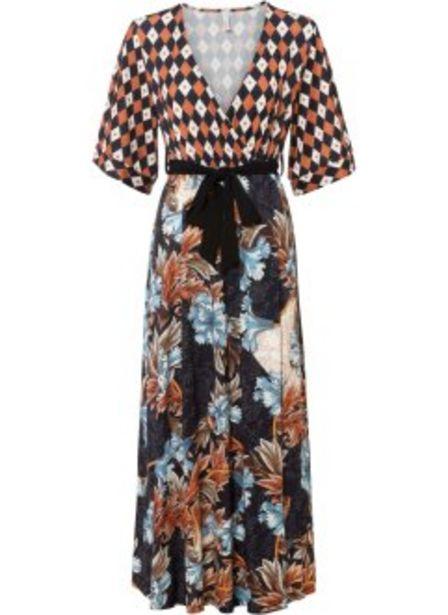 Mönstrad klänning för 399 kr