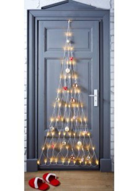 Julgransformad nätbelysning, med LED-lampor för 299 kr