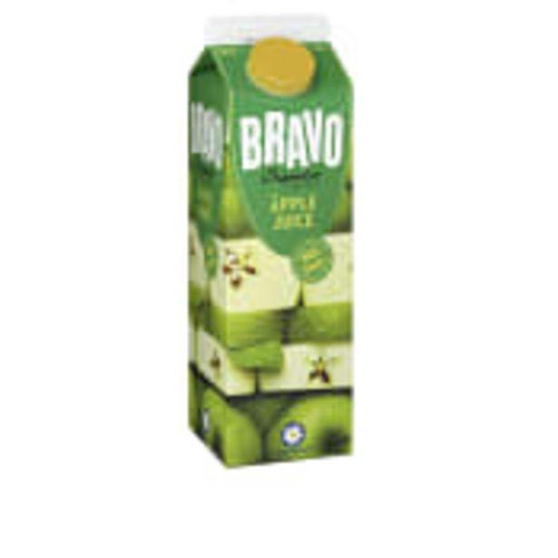 Äpplejuice 1l  Bravo för 18,5 kr