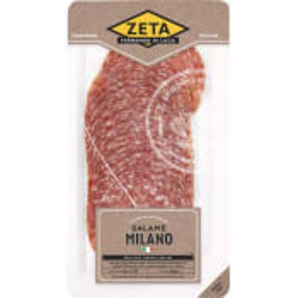 Salami Milano 80g Zeta för 28,9 kr