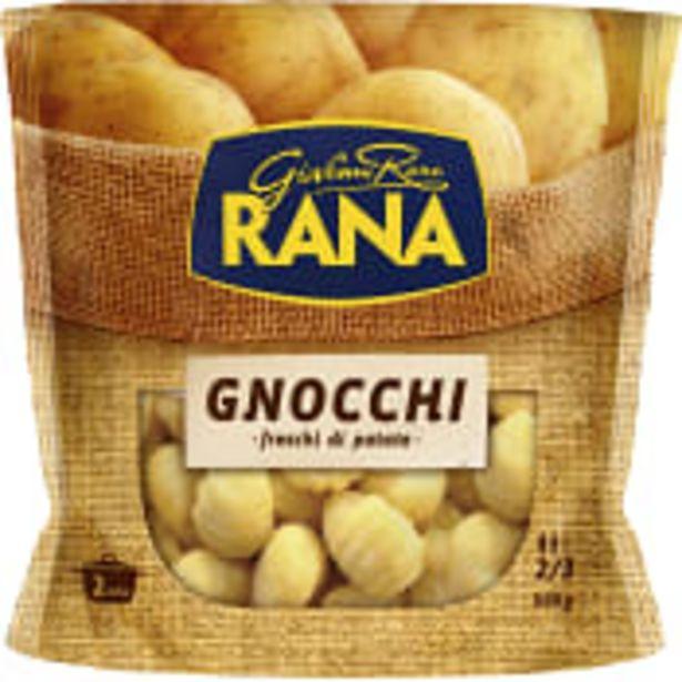 Gnocchi av potatis 500g Rana för 29,9 kr