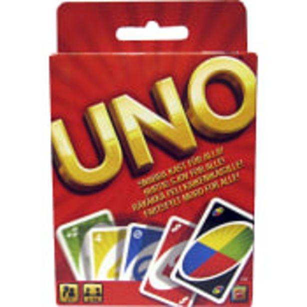Spel Uno Mattel för 129 kr