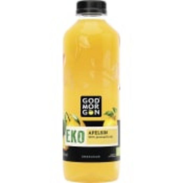 Juice Orange Ekologisk 850ml God morgon för 27,5 kr