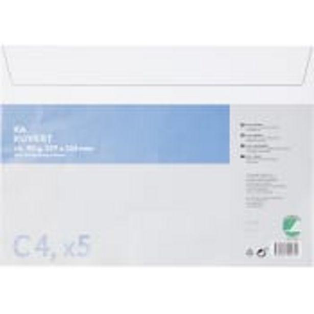 Kuvert Vit C4 5-p ICA Home för 11,9 kr