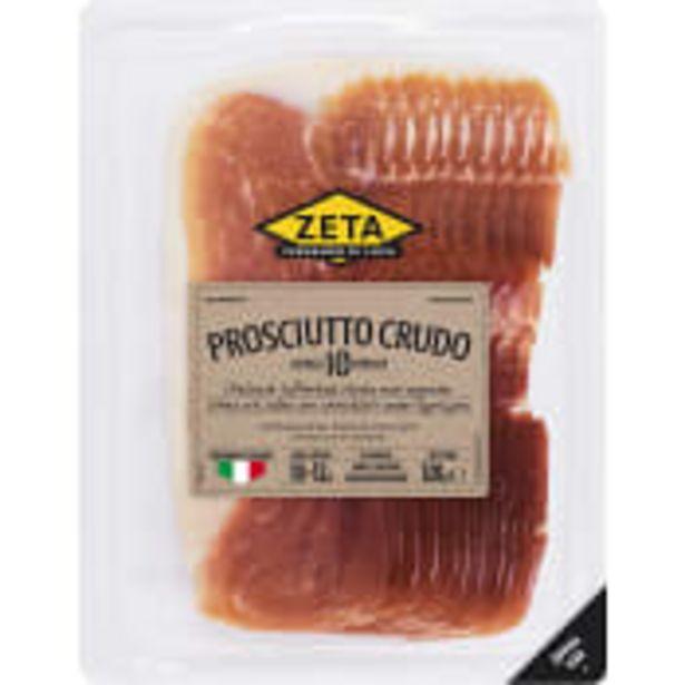 Prosciutto Crudo 120g Zeta för 51,9 kr