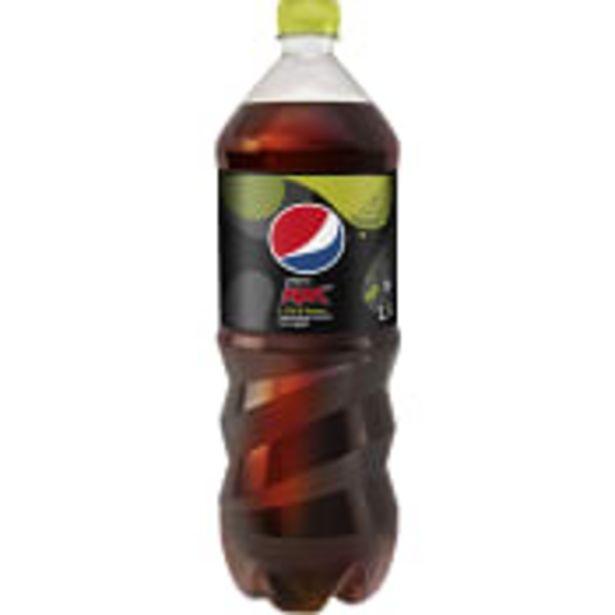 Läsk Pepsi Max Lime 150cl Pepsi  för 16,9 kr